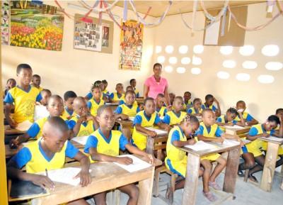 livres scolaires Côte d'Ivoire - Déco Relief