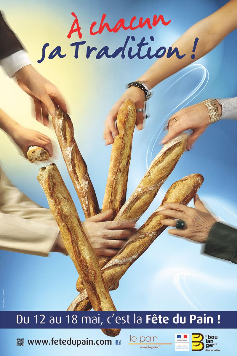 affiche fete du pain 2014 officielle