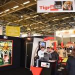 Tigra business Europain 2014