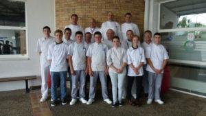 Meilleurs Apprentis de France en Boulangerie 2014