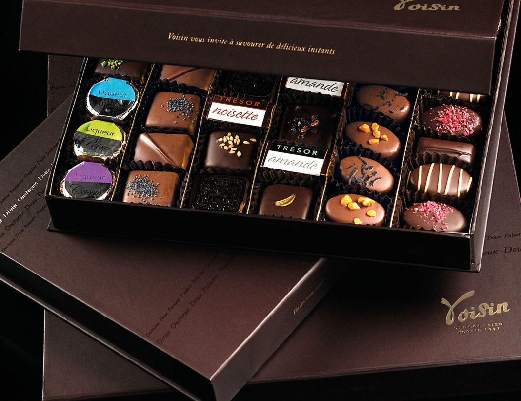 Chocolat Voisin - Boite Passion
