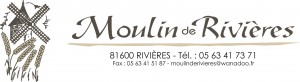 logo Moulin de Rivières