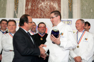 challenge culinaire president