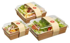 Solia - Barquettes snacking Premium