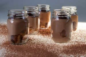 Pots de Crème Chocolat