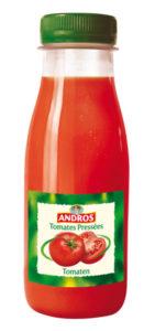 Jus de Tomates Pressées Andros 25 cl