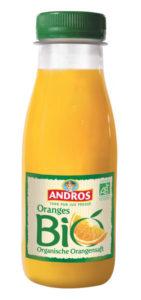 Jus d'Orange Bio Andros 25 cl