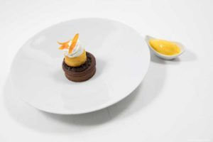 Concours Challenge Dessert Tarte Soufflée Chocolat