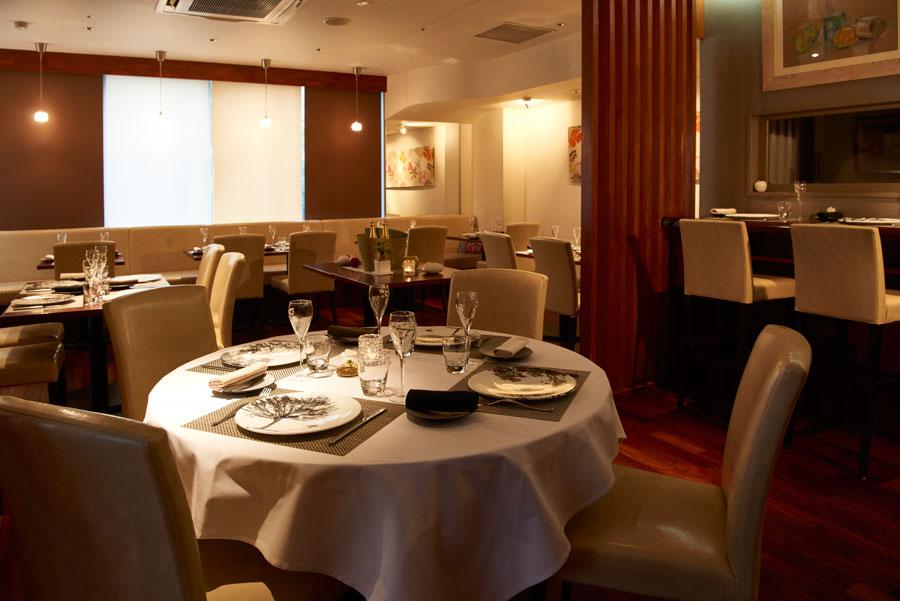 Intérieur Restaurant Chez Olivier Oddos