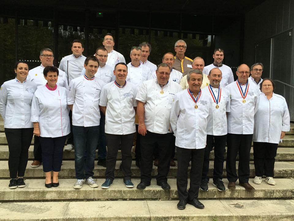 MOF Boulangers 2018