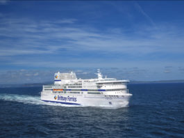 Brittany Ferries Navire Pont Aven