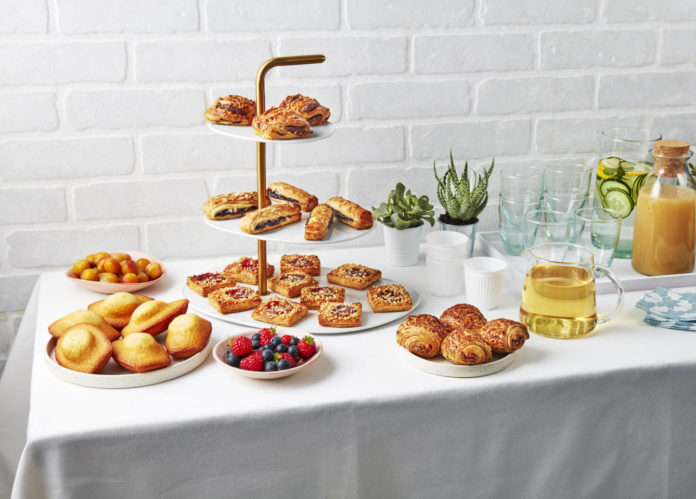 Nouveautés Bridor : mini-fantaisies, mini-snacks, Tarti's