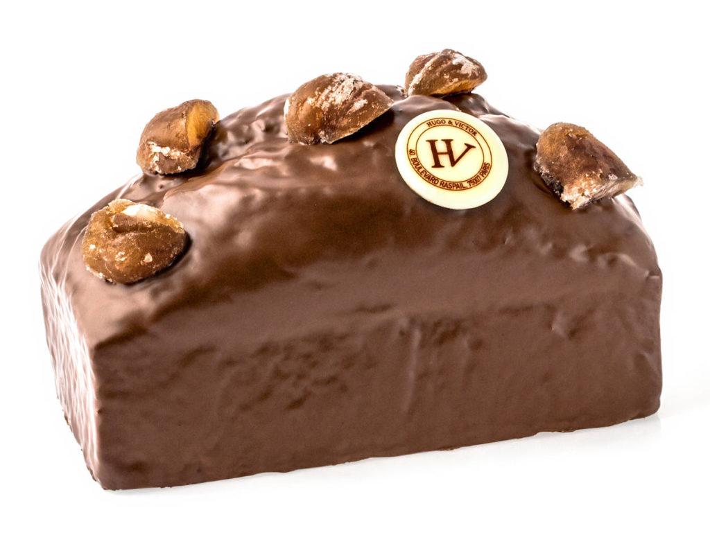 Cake marron Hugo & Victor