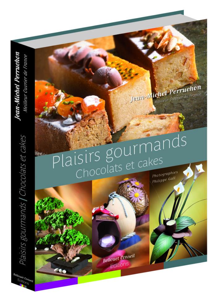 Couverture du livre Plaisirs Gourmands, Jean-Michel PERRUCHON