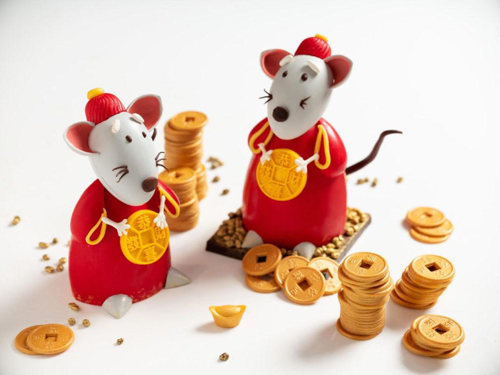 Les Petits Rats de Julien PERRINET