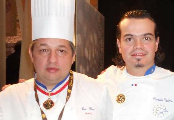 Eric Pansu et Romain Valicon