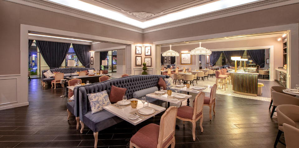 Restaurant Français La Bohème