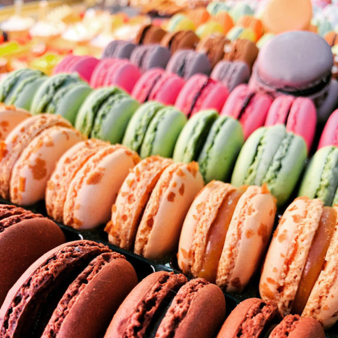 Macarons Planchot