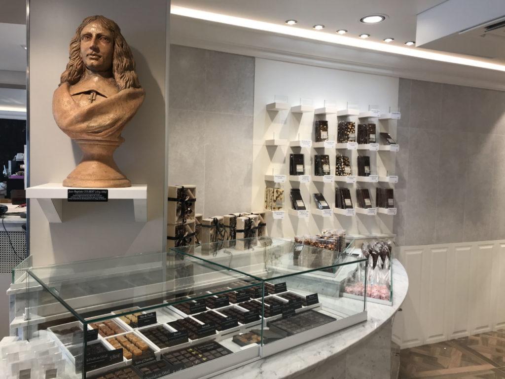Chocolats Maison Frédéric Comyn