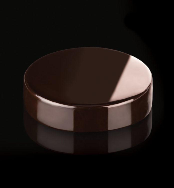 Unipatis - Produit fini, Glaçage du chocolatier