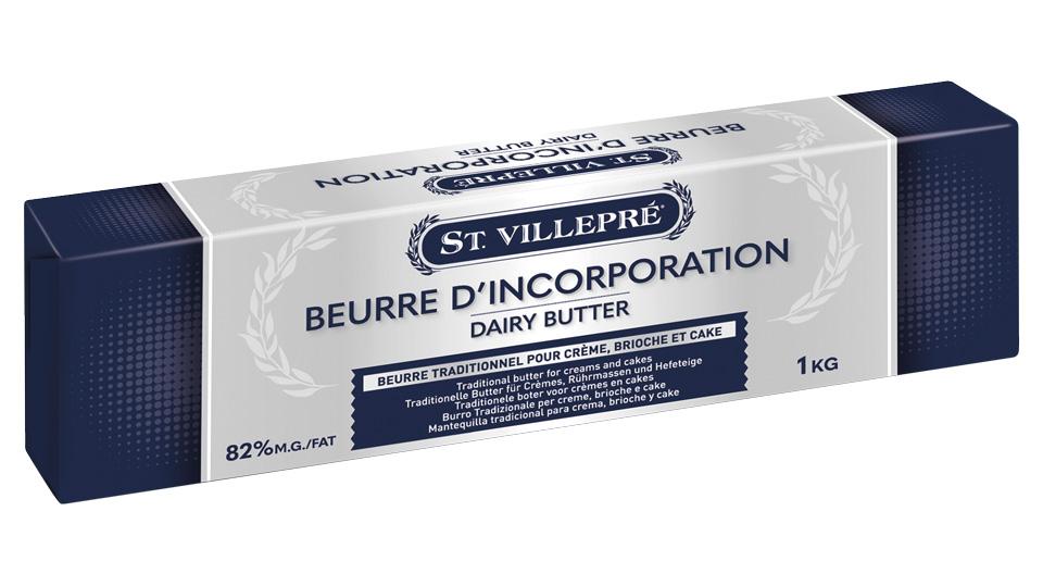Beurre St Villepré® VANDEMOORTELE
