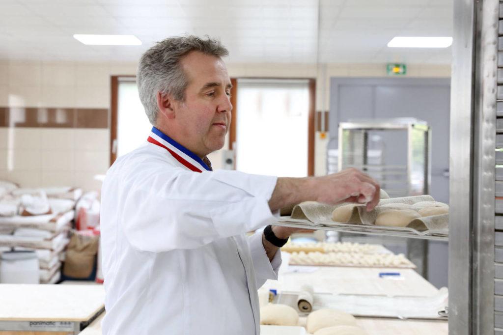Frédéric LALOS, Meilleur Ouvrier de France Boulanger