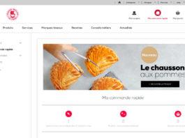 Site web Grands Moulins de Paris