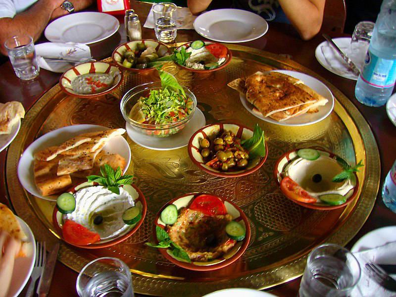 Le mezzé incontournable de la Gastronomie libanaise