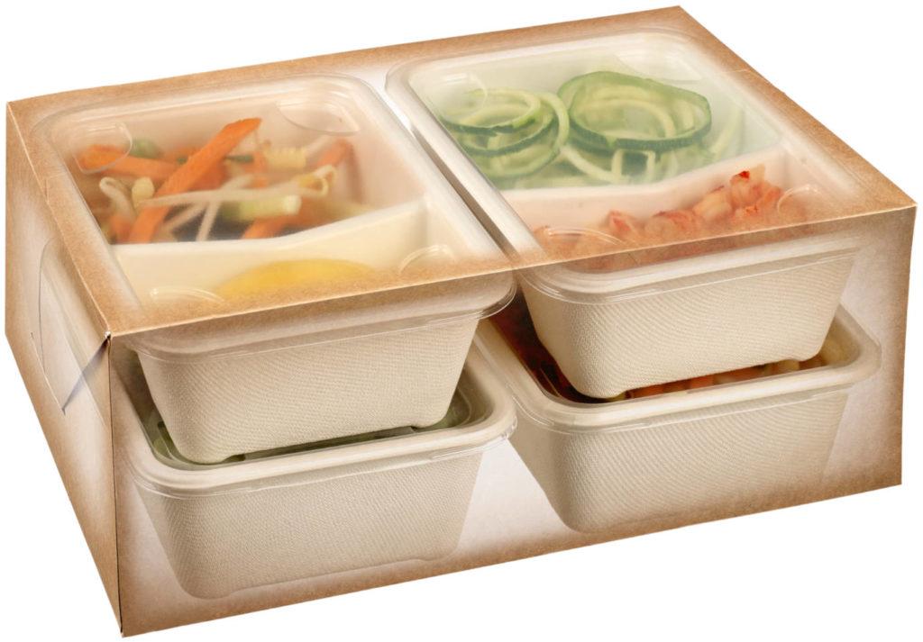 Lunch Box économique et écologique : Solia Postal Lunch