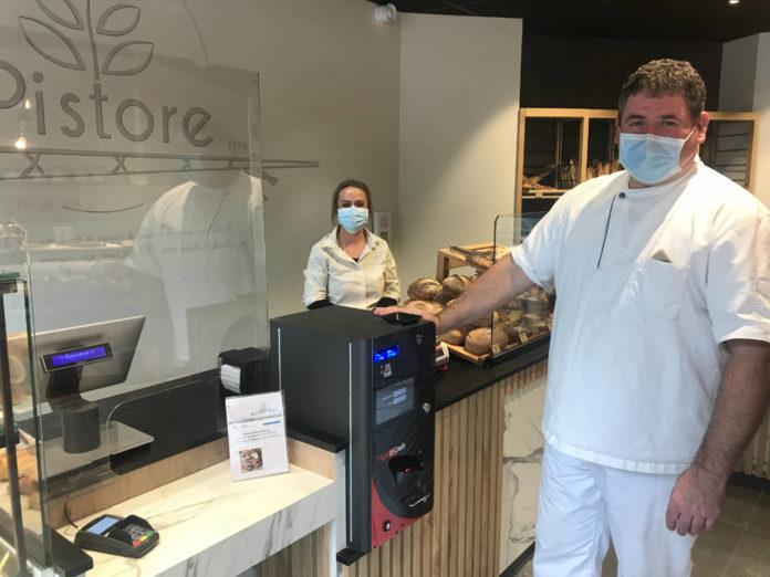 Cécile et Hervé Durif, boulangers-pâtissiers à Clermont-Ferrand