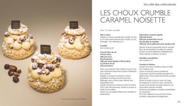 Pâte à choux, mes best-sellers - Stéphane GLACIER