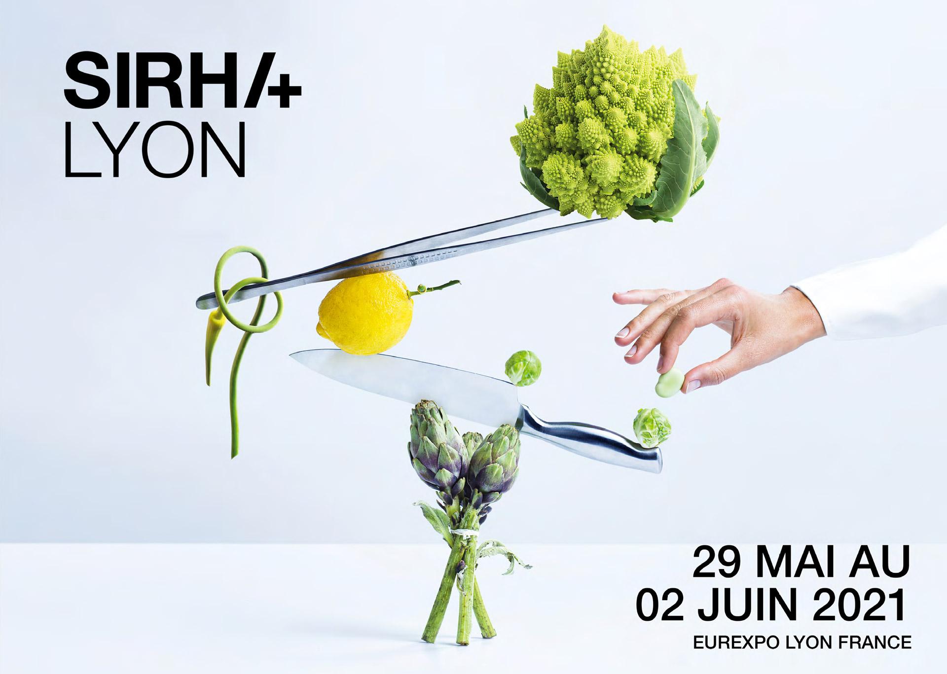 Visuel SIRHA Lyon 2021