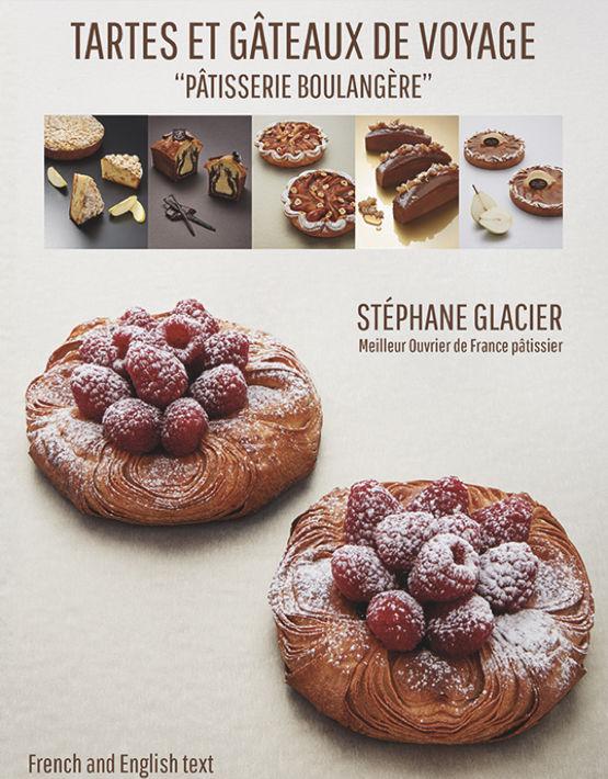 Tartes et gâteaux de voyage couv - Stéphane Glacier