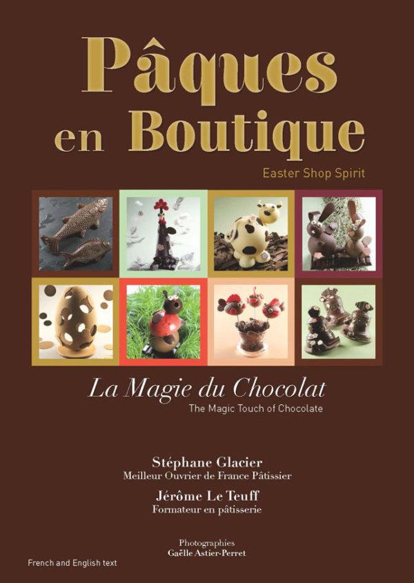 Pâques en boutique - Stéphane GLACIER