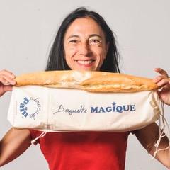 AbracadaPAIN, le sac à pain en coton recyclé