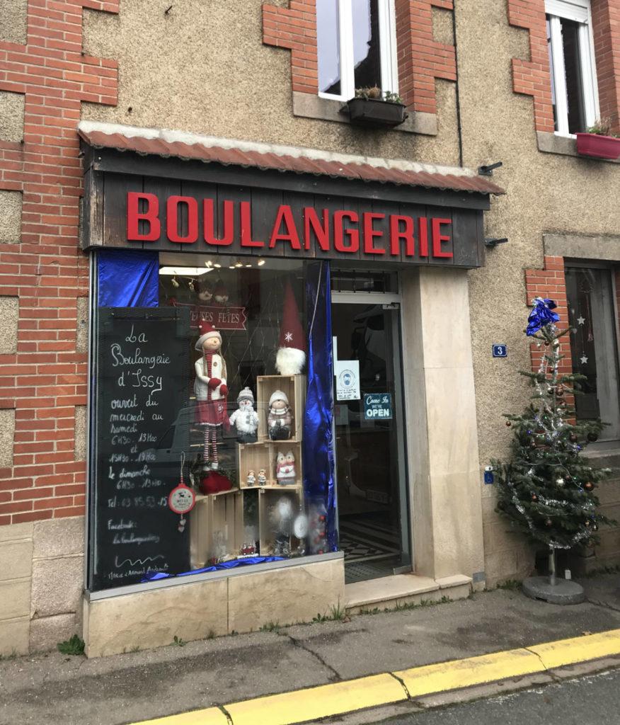 La Boulangerie de Marie-Laure et Armand à Issy-l'Évêque