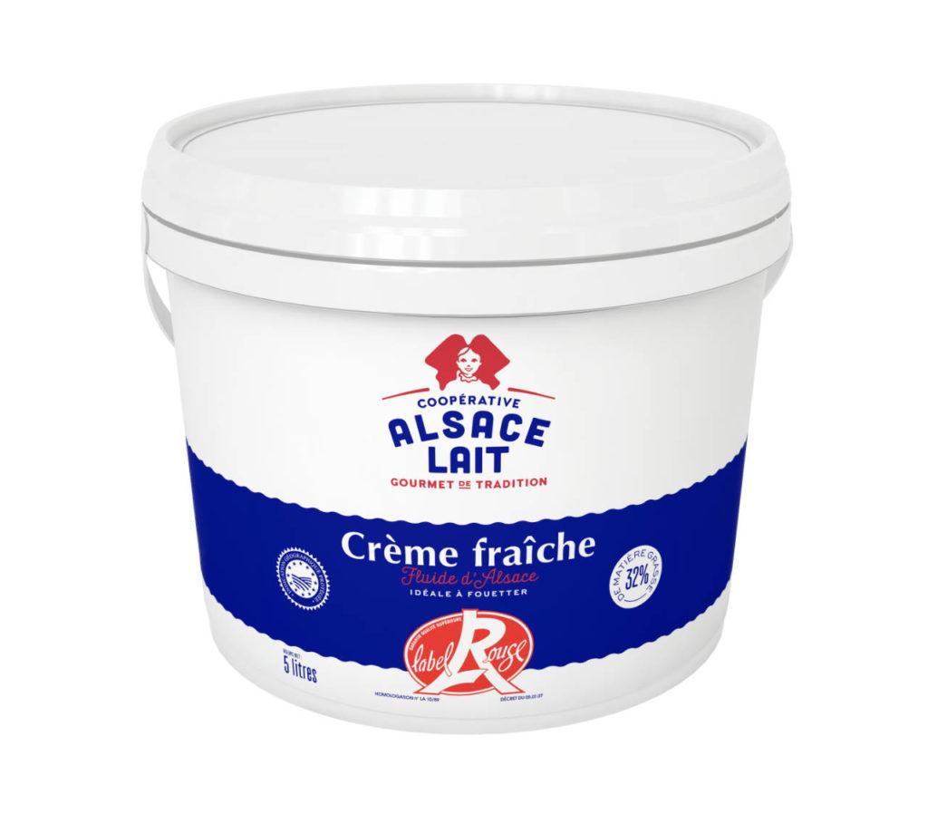 La crème fluide Label Rouge 5L