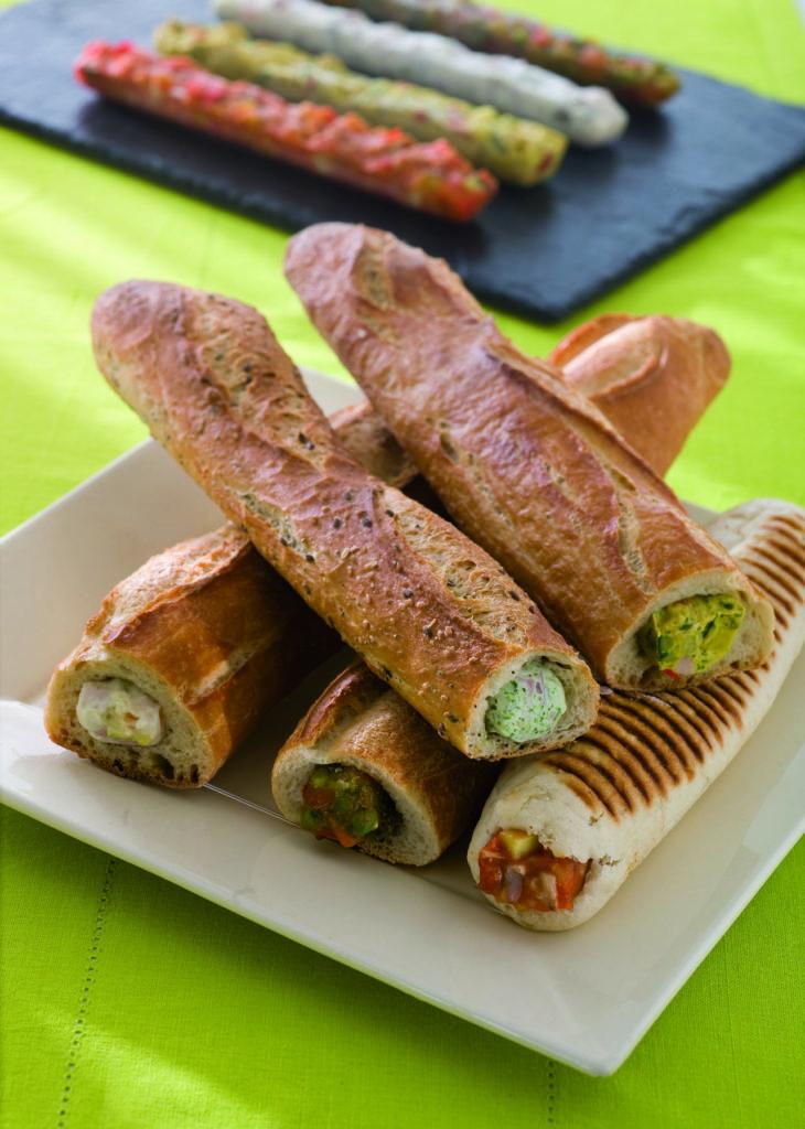 Sandwichs PANWICHES