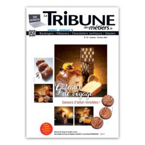 Couverture de la Tribune des Métiers n°51