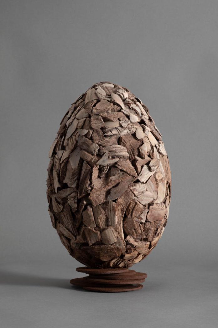 L'Œuf Paradoxe, l'œuf de Pâques 2021 de l'École Valrhona !
