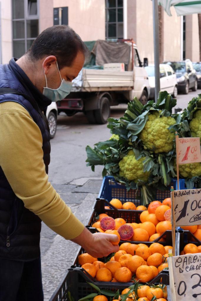 Mario Puccio et le bonheur des agrumes siciliens - Horizons Palerme