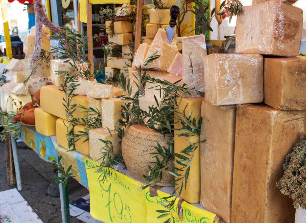 Un autre royaume du fromage - Horizons Palerme