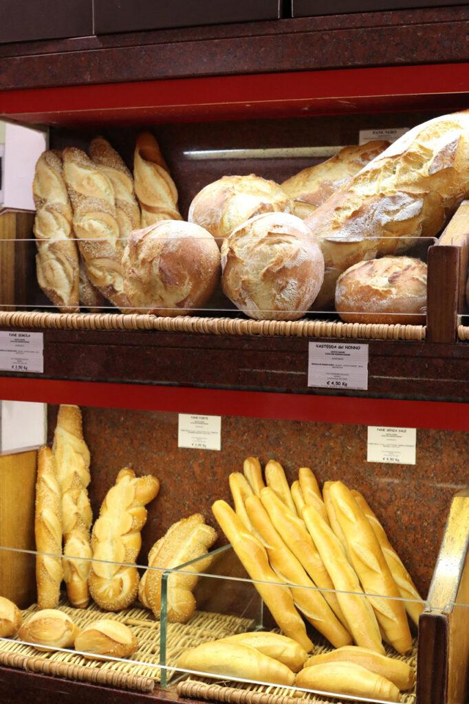 Dans une boulangerie palermitaine © Laura Puccio