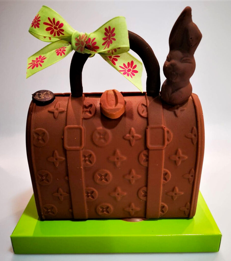 Le sac chocolat