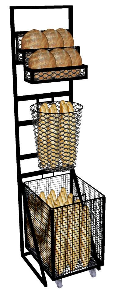 Module grillage Vannerie Candas