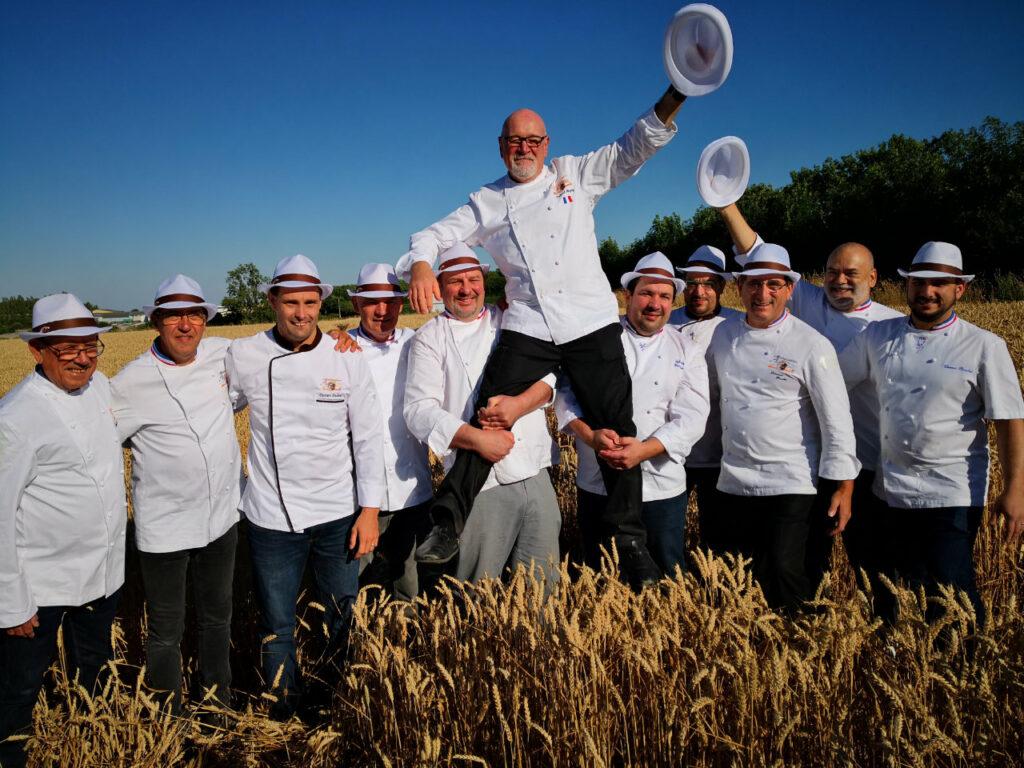 Roland Herzog, Ambassadeurs du pain