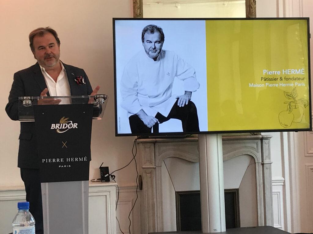Pierre HERMÉ, Meilleur Pâtissier du Monde 2016