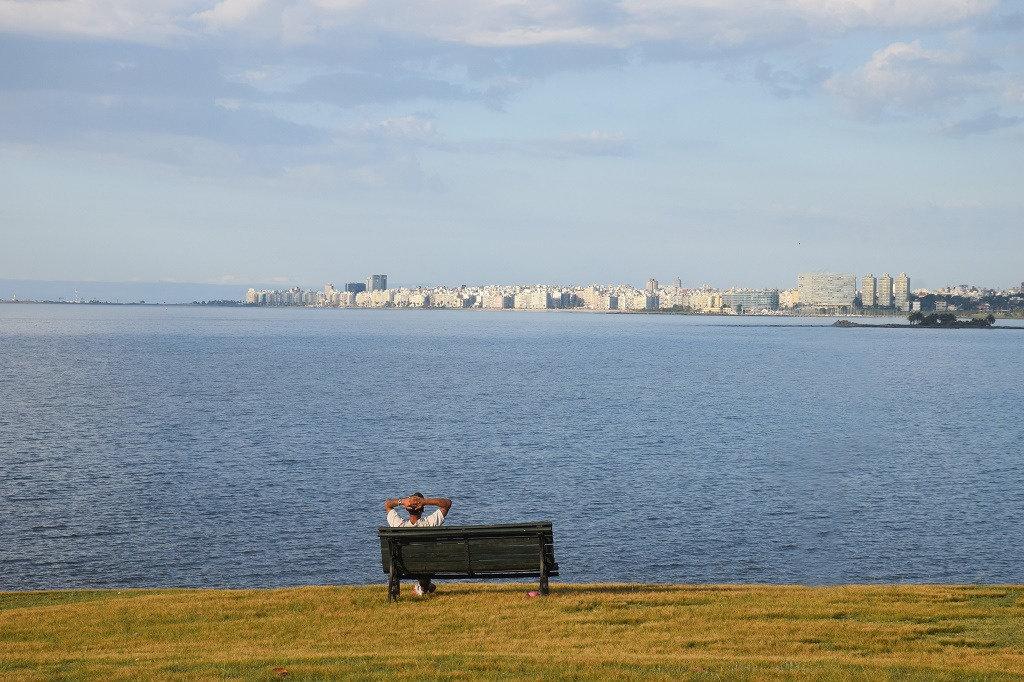 Une capitale au bord du Rio de la Plata et de l'Océan Atlantique ©CarolinaAstigarraga