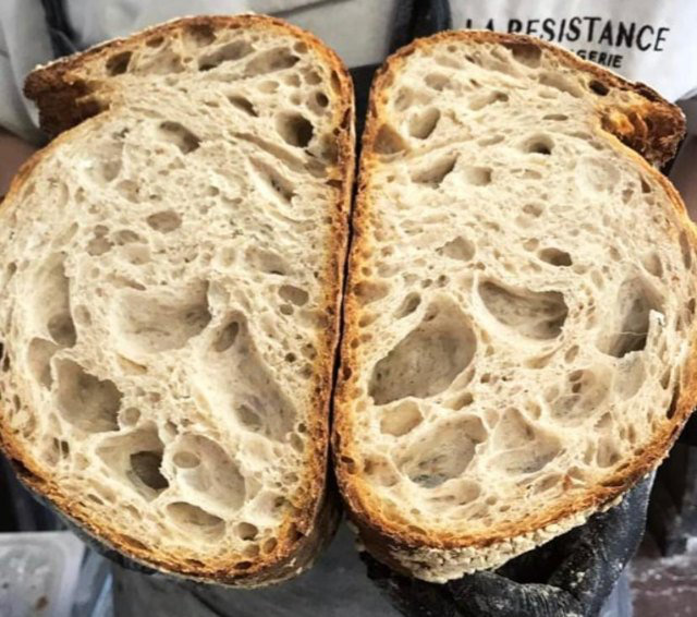 Le pain de campagne