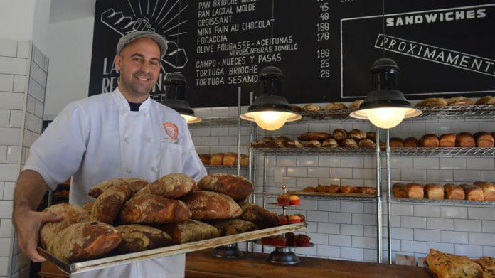 Daniel Bensenor, créateur d'une vraie boulangerie à la française